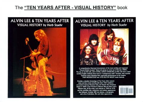 ten years after the future books alvin herb staehr visual history of alvin and