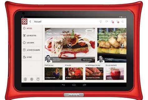 tablette de cuisine qooq tablette qooq cuisine v4