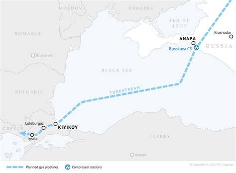 is russia running a secret supply route to arm syrias gazprom receiving more permits for turkstream