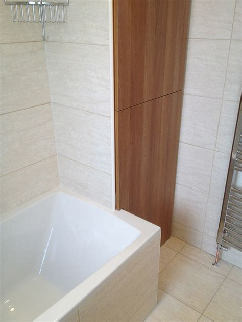 Where Is The Bathroom In by Bathroom With Tile On Floor Wall Ceiling Wood Floors
