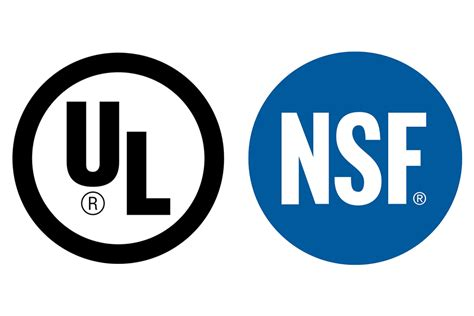 L Certification by What It Means Ul Certified And Nsf Resilient