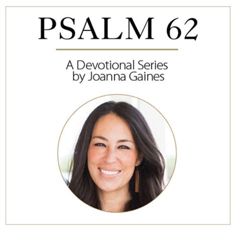 joanna gaines book free psalm 62 devotional series psalm 62 joanna gaines