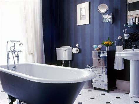 Blue Bathroom Window Curtains 19 Best Images About Marine Style Navy Bathrooms On