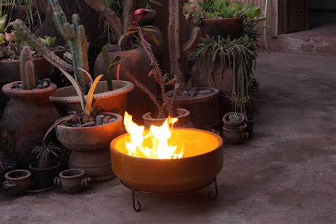 clay mexican pit pit design ideas