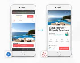 airbnb mobile mobile app success story how airbnb did it