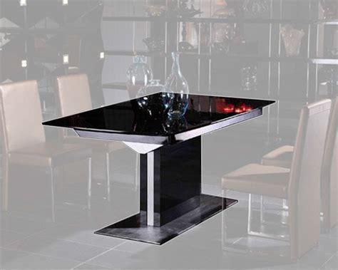 Modern Black High Gloss Dining Table 44d265bg Black High Gloss Dining Table