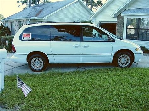 how make cars 1996 chrysler town country electronic throttle control endeavor niche s 1996 chrysler town country in fort walton beach fl