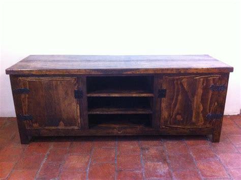 muebles rusticos de madera de pino mueble r 250 stico para tv madera de pino excelente calidad