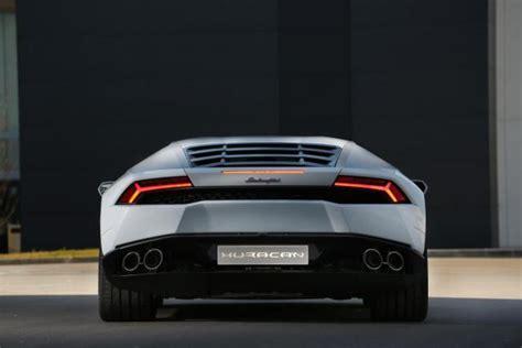 Picture: Other   Lamborghini Huracan back