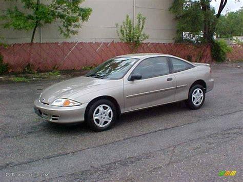 2002 chevrolet cavalier coupe 2002 sandrift metallic chevrolet cavalier ls coupe