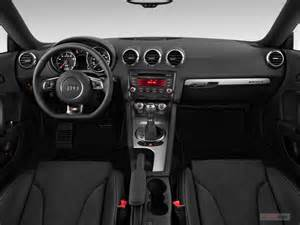 Audi Tt 2012 Interior 2012 Audi Tt Prices Reviews And Pictures U S News