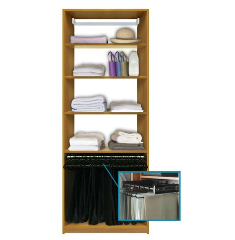 Shelves That Hang From Closet Rod by Wardrobe Closet Wardrobe Closet Wall Shelf With Hanging Rod