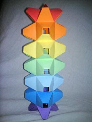 Modular Origami Models - modular origami