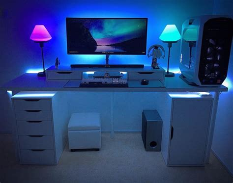 gaming desks gaming desks gaming room setup desk