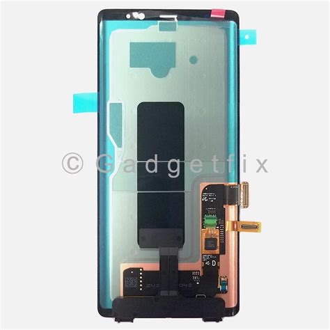 Lcd Samsung Galaxy Note 8 Us Oem Lcd Display Touch Screen Digitizer Replacement For