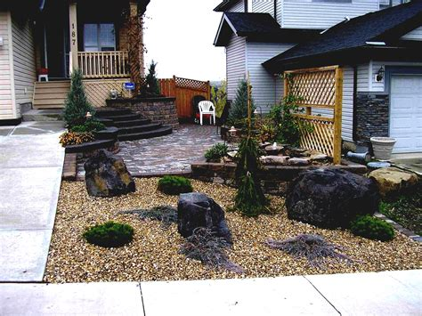 garden ideas front yard small front yard landscaping ideas with rocks the garden
