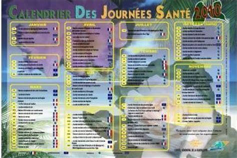 Was Ist Ein Calendrier Calendrier Des Journ 233 Es De Sant 233 Revue De Presse