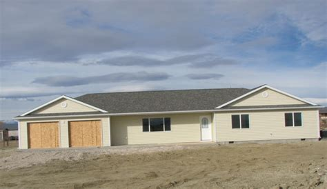 new home on 1 82 acres powell wyoming home for sale