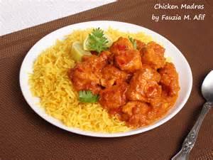 Squash Flower Recipe - chicken madras fauzia s kitchen fun