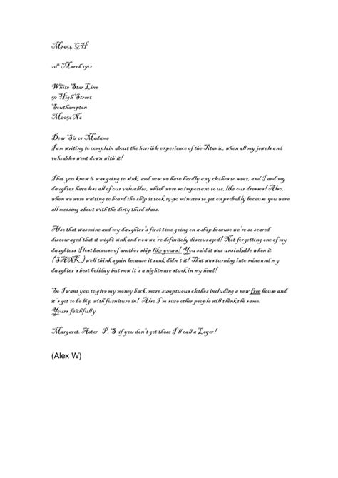 Sle Complaint Letter Rude Co Worker sle of handing note 28 images bank note currency