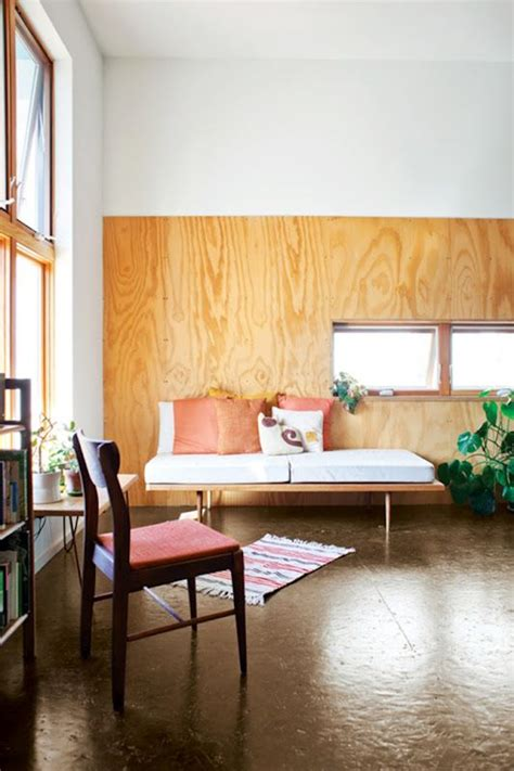 Plywood Interior Wall Finish by 1000 Ideas About Plywood Walls On Plywood