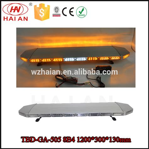 48 inch amber led light bar 48 inch led amber warning lightbar emergency light bar for