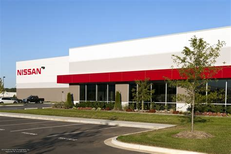 Nissan Warehouse nissan warehouse facility construction the opus