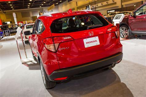 Auto L Hr by Salon De L Auto D Ottawa Honda Hr V 2016 Par Civic