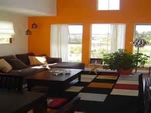 living room orange living room walls color schemes for