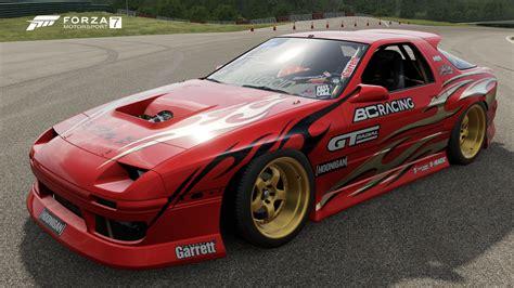 hoonigan rx7 twerk stallion hoonigan mazda rx 7 twerkstallion forza motorsport wiki