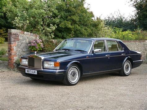 classic 1996 rolls royce silver spirit 4 for sale