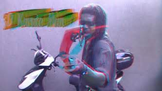 3d photos 3d anaglyph karate man in your face off the screen 3d