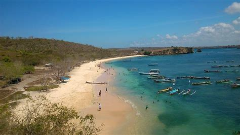 best beaches lombok one of the world s pink beaches revealed tangsi in