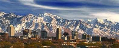 Utah Photographers Salt Lake City Skyline Photograph By Utah Images