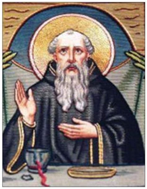 st benedict the power of st benedict prayer and great miracles of