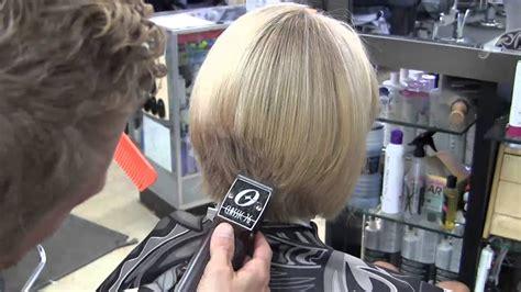 short sexy blonde womens clipper haircut video hd youtube