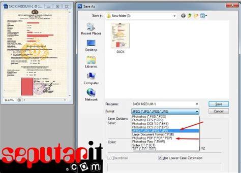 cara membuat zpt pdf cara merubah ukuran file pdf gambar scan photo untuk