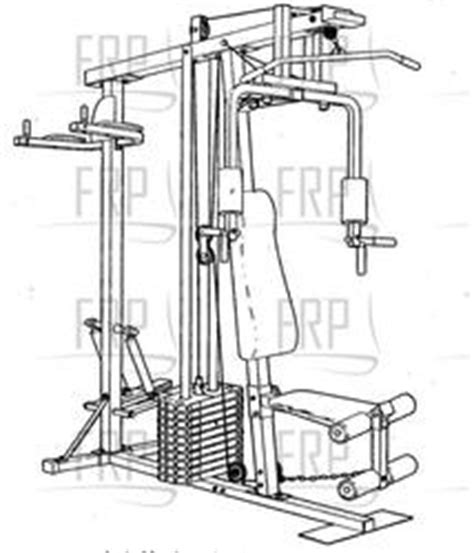 weider victory powermax v 831 702930 fitness and