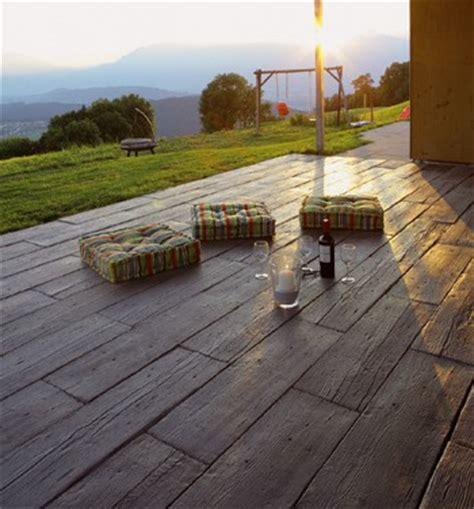gartenplatten holz gartenplatten beton christen ag betonprodukte