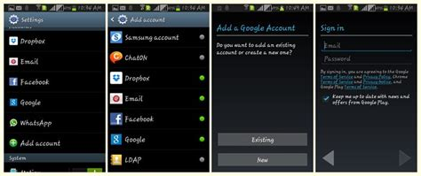 add gmail account to android how to create another gmail account on android
