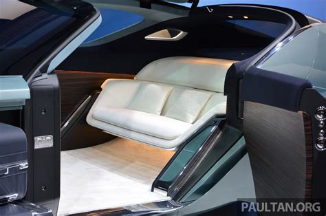 Opulence Com Rolls Royce Vision Next 100 The Future Of Opulence Image