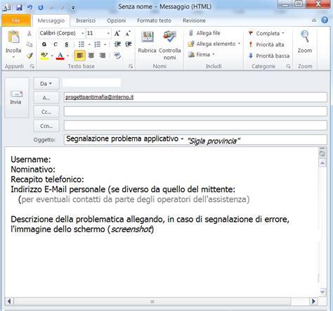 web mail interno it ministero dell interno