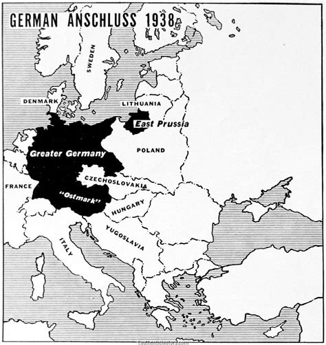 germany 1930 map the road to war germany 1919 1939