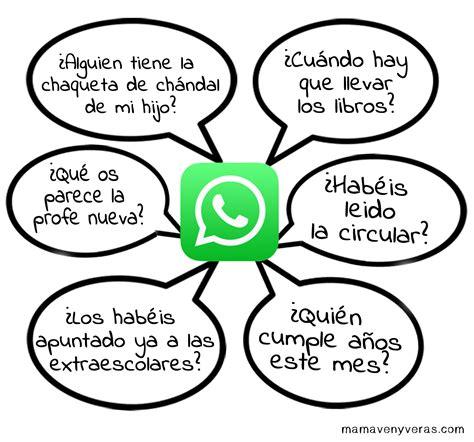 imagenes wasap grupos grupos de madres de whatsapp ventajas y peligros mam 225