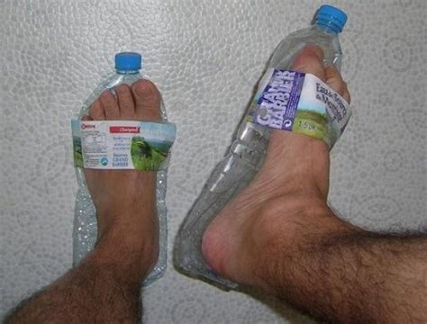 Creative Bottle Soda Can Opener Pembuka Botol Kaleng diy recycle your water bottles as sandals for the gearfuse