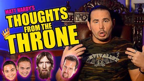 theme song wrestlemania 31 matt hardy on daniel bryan s royal rumble elimination
