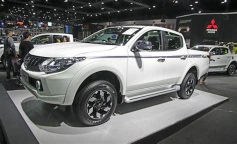 mitsubishi triton price 2018 mitsubishi triton phantom usa price new cars preview