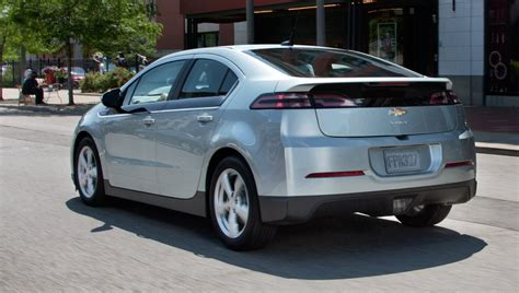 2014 Chevy Volt Review by 2014 Chevrolet Volt Review Top Speed