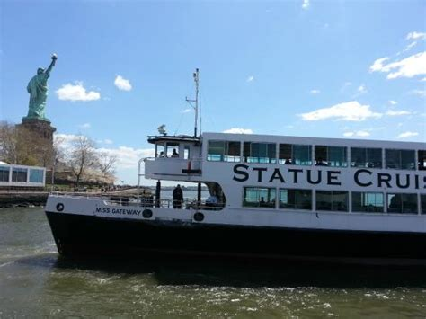 ferry ellis island statue of liberty and ellis island ferry picture of