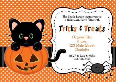halloween invitations ideas template best template